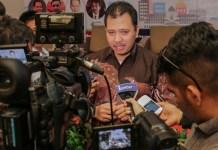 Direktur Eksekutif Poltracking Indonesia, Hanta Yuda AR. (Foto: Istimewa)
