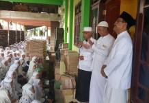 Sowan Ponpes Di Kediri Dan Mojokerto, Gus Ipul Banjir Doa Khusus. (FOTO: NUSANTARANEWS.CO/Tri Wahyudi)