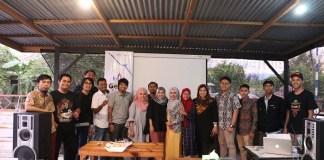 Generasi Pesona Indonesia (GenPI) sukses menggelar event Kopdar 2.0 bertajuk Ada Apa dengan Algoritma Baru di Lapak Kupi–Deah Geulumpang, Banda Aceh. (Foto: Istimewa/NusantaraNews)