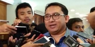 Wakil Ketua DPR RI, Fadli Zon. Foto: Achmad S/ NUSANTARANEWS.CO