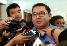 Wakil Ketua DPR RI Fadli Zon. (Foto: NUSANTARANEWS.CO/ Achmad S.)