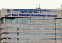 Kementerian Riset, Teknologi, dan Pendidikan Tinggi Republik Indonesia