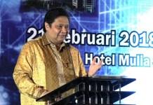 Menteri Perindustrian Airlangga Hartarto. (Foto: Humas Kemenperin/Istimewa)