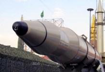 Rudal Balistik Iran/Foto: Iran News