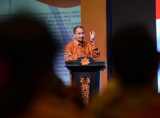 Menteri Pariwisata Arief Yahya. (FOTO: Humas Kemenpar)