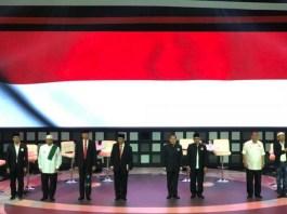 Debat Cagub Cawagub Jabar (Foto Istimewa)