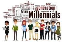 Generasi Milenial. (Ilustrasi/Foto: Hutchinson)