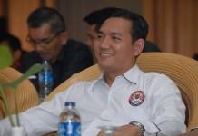 Komisiner KPI Pusat Bidang Kelembagaan, Ubaidillah (Foto: Riyadi/Nusantaranews.co)