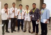 Jajaran DPK-DPD JAMAN JATIM Pose Bersama Ketua Umum DPP Jaman. (FOTO: NUSANTARANEWS.CO/Iwan Dwi Laksono)