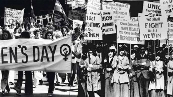 Internasional Women's Day. (Ilustrasi foto: t13.cl)