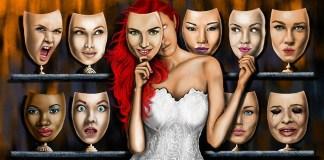 Woman Digital Art - Many Faces Of Woman by Steve Zabrocki. (FOTO: Fine Art America)