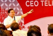 Direktur Utama Telkom, Alex J. Sinaga. (FOTO: Istimewa)