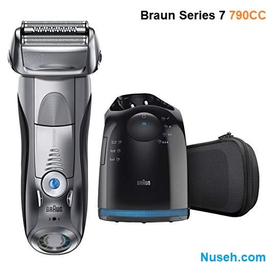افضل ماكينة حلاقة رجالية 2019 , افضل ماكينة حلاقة للرجال Braun Series 7 790CC