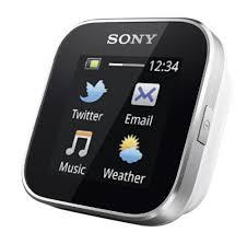 ساعه سوني الذكية Sony Smart Watch