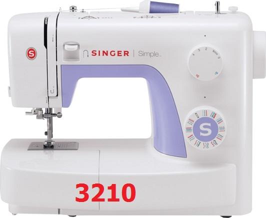 ماكينة خياطة سينجر 3210