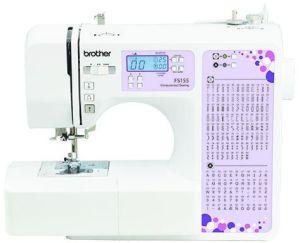 أفضل ماكينة خياطة براذر للمبتدئين 2018 BROTHER ماكينة خياطة براذر FS155