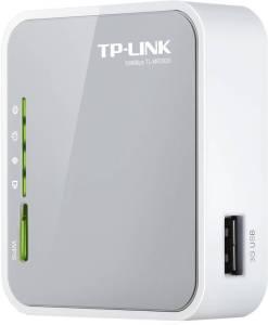 TL-MR3020 افضل راوتر 4g متنقل & أفضل راوتر متنقل ذو بطاقة SIM