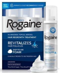علاج الشعر روجين لتساقط الشعر