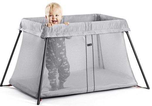 سرير أطفال للسفر ماركة بيبي بيورن