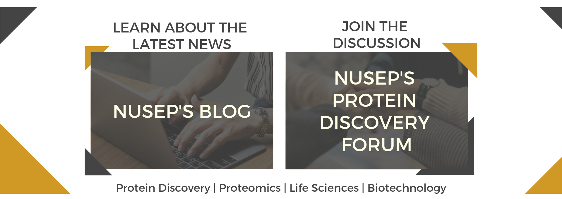 NuSep - Blog and Protein Discovery Forum for proteomics, life sciences, and biotechnology