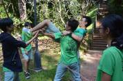Games at Fort Canning