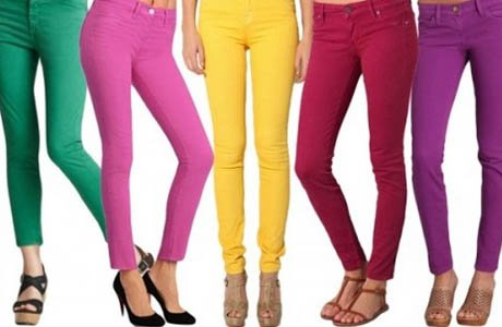 Washing-Tips-for-Color-Jeans-Pants