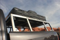 2012 Ford Transit Connect Roof Rack | Metal Roofing Systems
