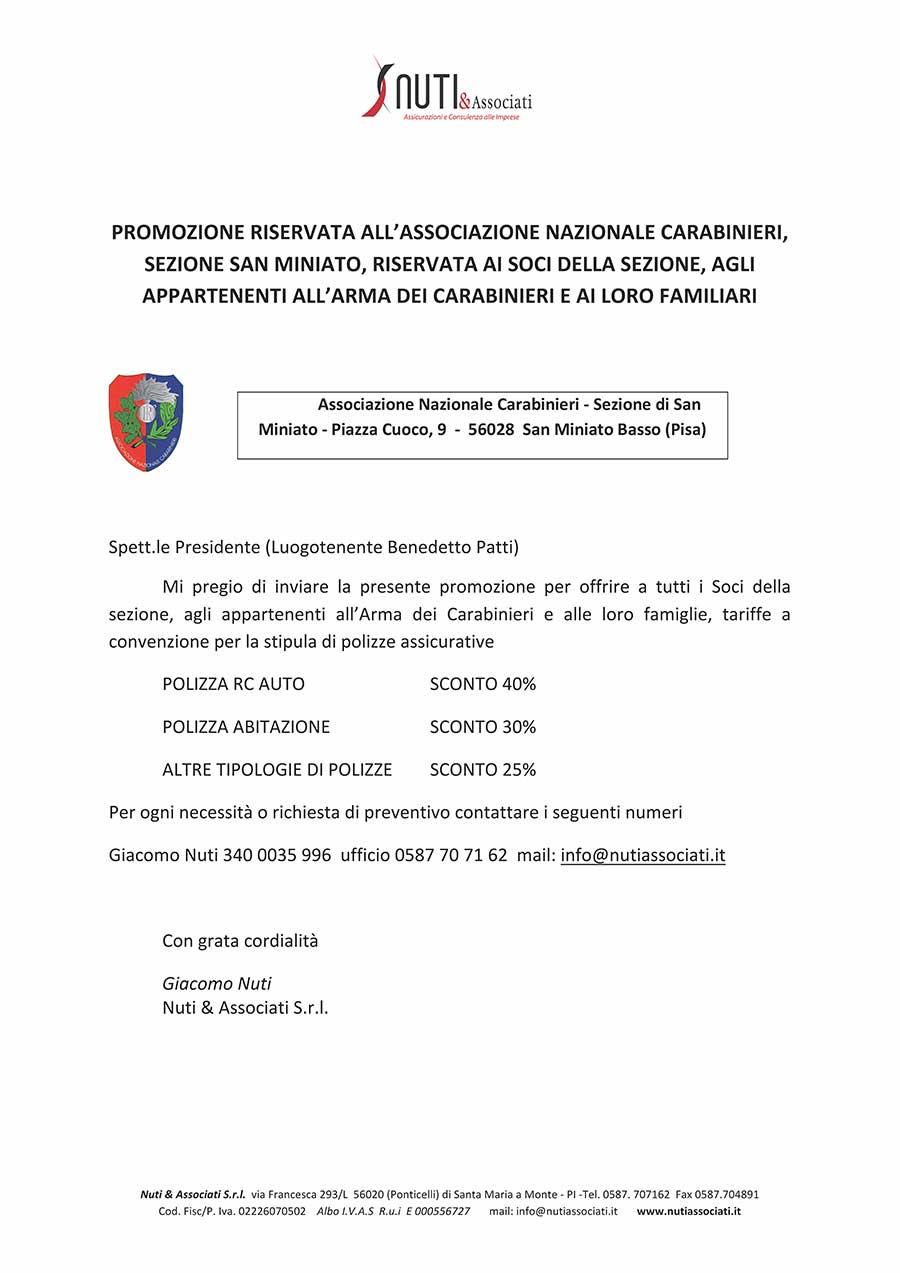 Promozione-Carabinieri