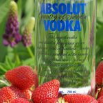 Strawberry Vodka
