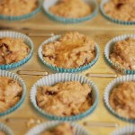 Bran and Cranberry Buttermilk Muffins