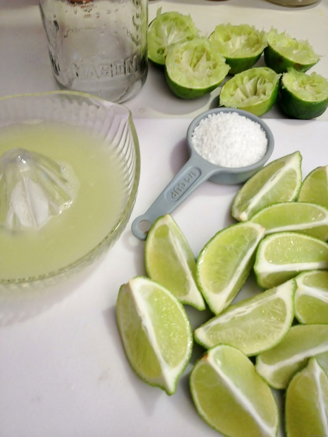 limes for preserving