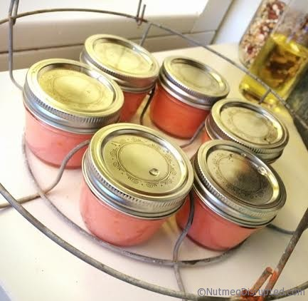 Grapefruit Curd from Nutmeg Disrupted