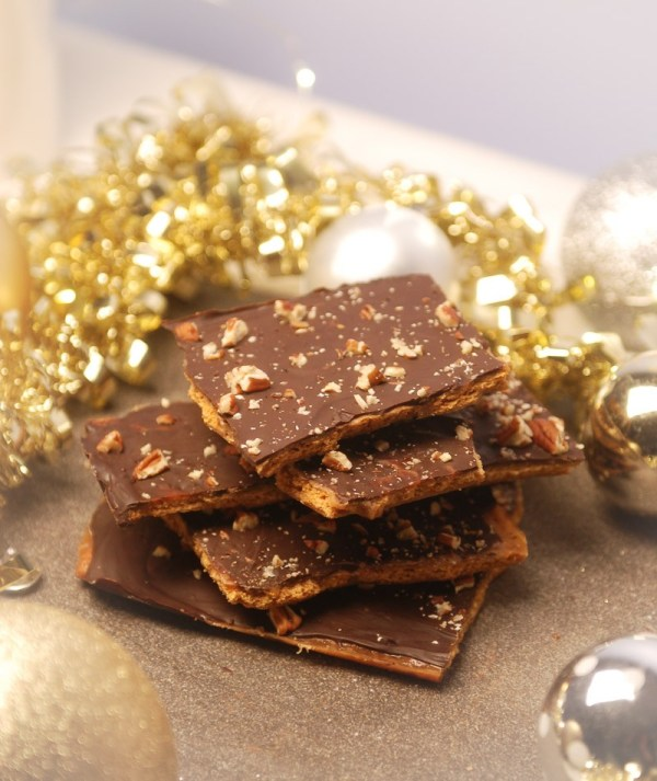 Pecan Toffee from Nutmeg Disrupted Confections