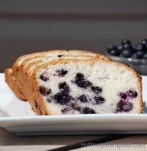 Fresh Blueberry Bread