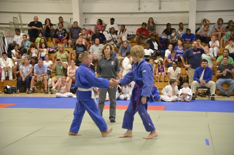 2014 Nutmeg State Games Judo Nutmeg State Games
