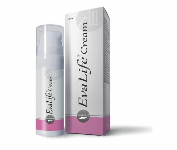 Crème EvaLife® Pour les muqueuses vaginales irritées et sèches 30 ml