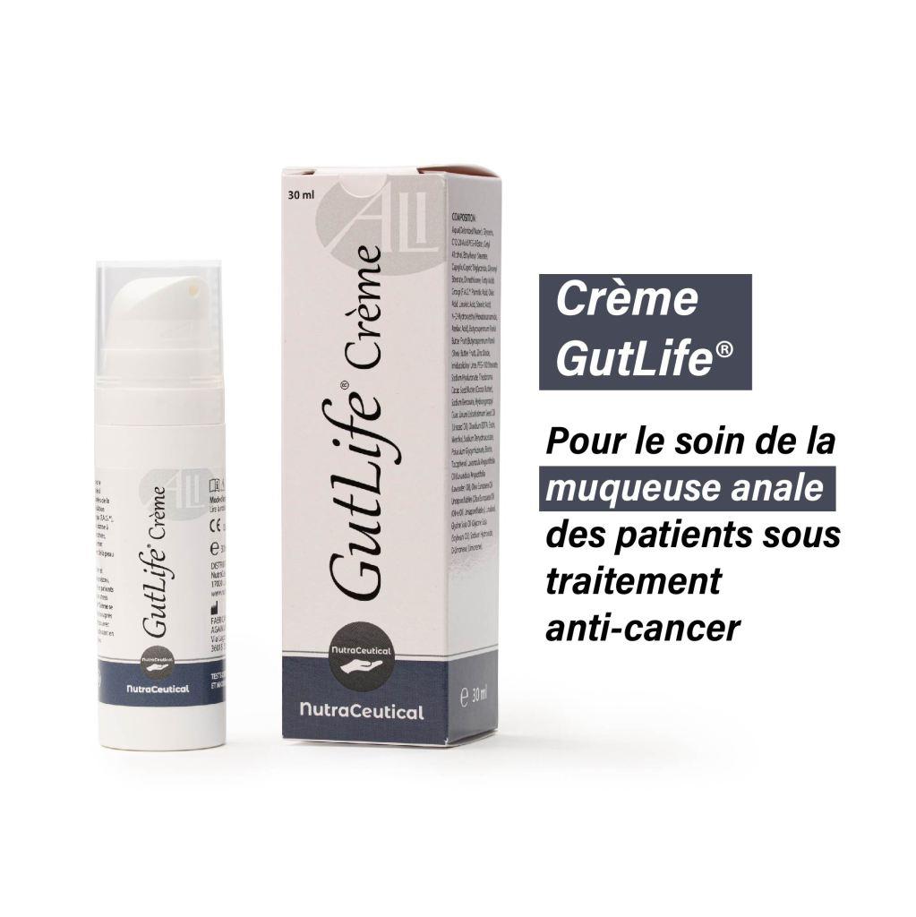 Crème GutLife® Pour la muqueuse anale enflammée 30 ml