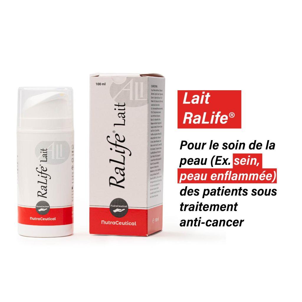 Lait RaLife® Pour la peau enflammée : visage, nez, corps 100 ml