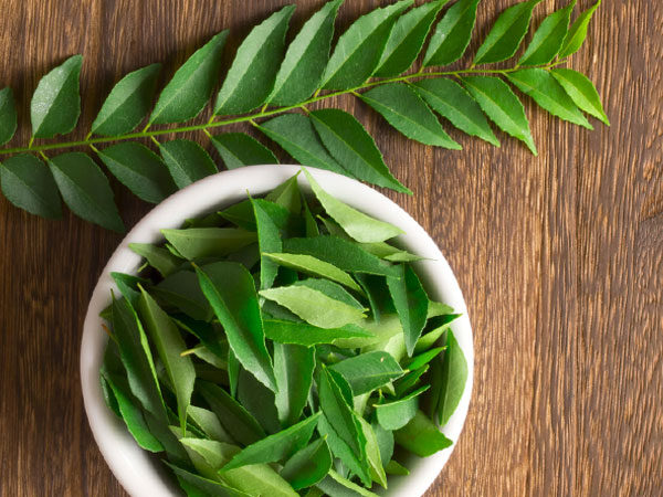 Curry Leaves-The Antioxidant