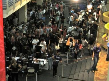 2009 Sale in Curry indoor quad