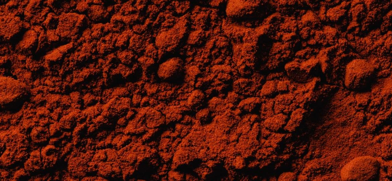 red powder