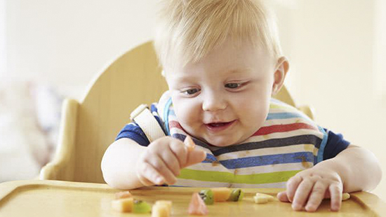 Alimentación del Bebé