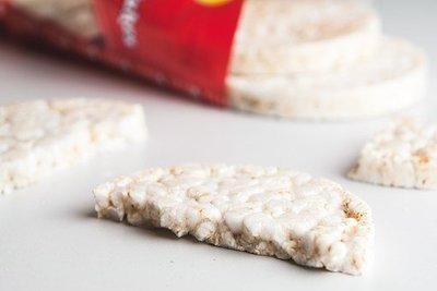Galette de riz : piège du goûter