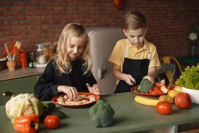 Préparer une recette avec son enfant