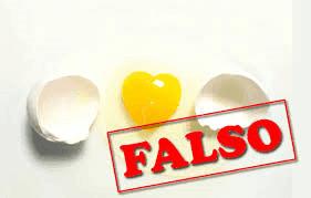 mitos huevo colesterol