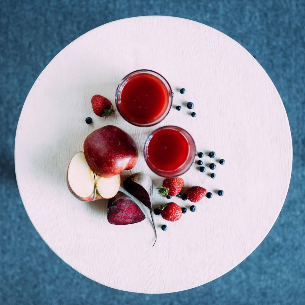 Red Delicious Apple Juice