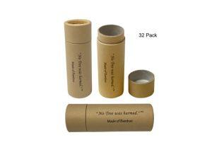 1 ounce Lip Balm Push up tubes