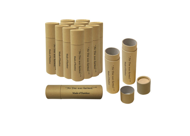 2 ounce Push up Lip Balm tubes