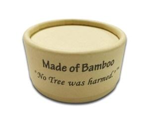 60g Bamboo Kraft Cardboard Jars