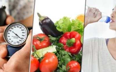 تغذية مرضى ضغط الدم المرتفع